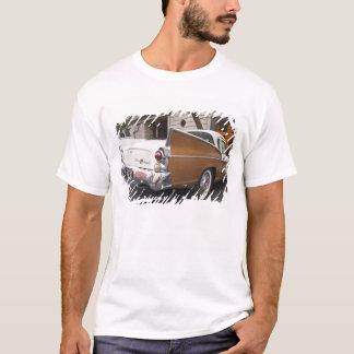 Camiseta Um carro clássico do falcão de prata de Studebaker