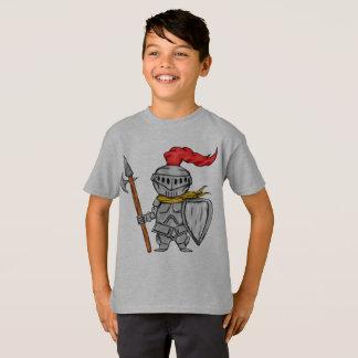 Camiseta Um cavaleiro pequeno