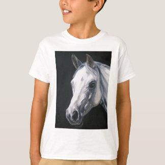 Camiseta Um cavalo branco