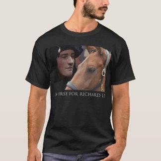 Camiseta Um cavalo para Richard III 2