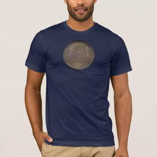 Camiseta Um centavo