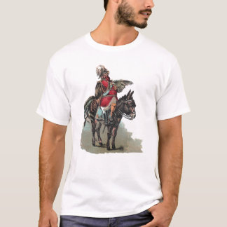 Camiseta Um comandante-chefe de Clucky