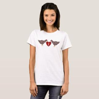Camiseta Um coração encontrado