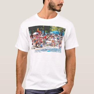 Camiseta Um dia no lago