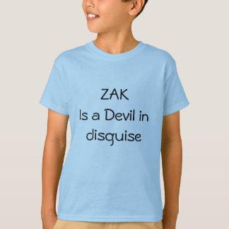 Camiseta Um diabo no disfarce