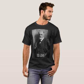 Camiseta Um Freud a amar