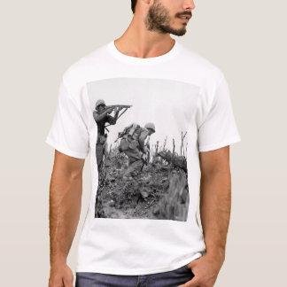 Camiseta Um fuzileiro naval da imagem _War da ?a Divisão de