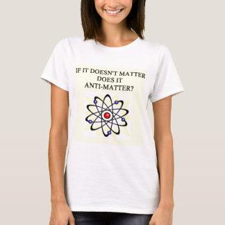 Camiseta Um grande design da física