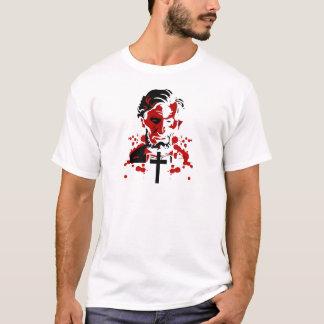 Camiseta Um Herói-Abraham sangrento Lincoln