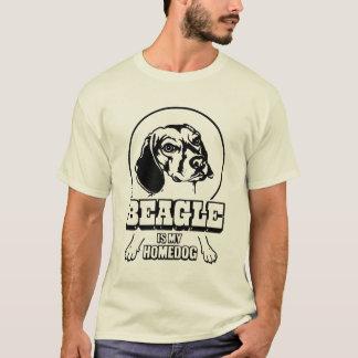 Camiseta Um lebreiro é meu Homedog