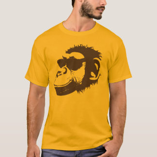 Camiseta Um macaco legal