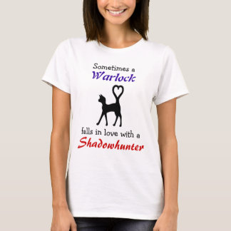 Camiseta Um mágico pode amar um Shadowhunter