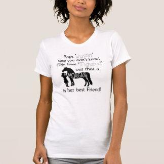 Camiseta Um melhor amigo das meninas