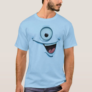 Camiseta Um monstro Eyed