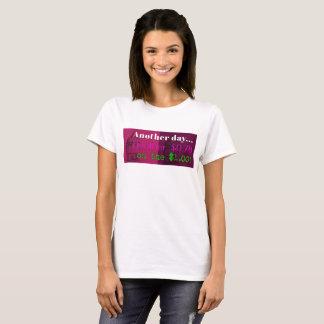 Camiseta Um outro dia… T-shirt
