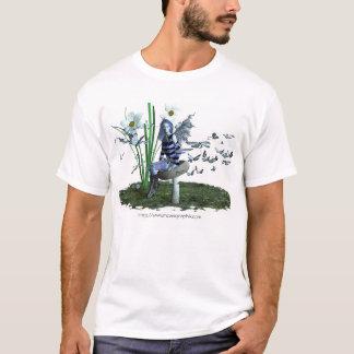 Camiseta Um outro (não assim) t-shirt do país das fadas de