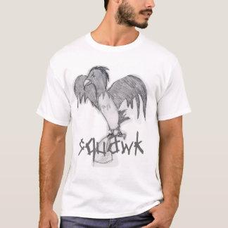 Camiseta Um pássaro do grito