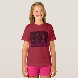 Camiseta Um pintor do colibri