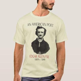 Camiseta Um poeta americano