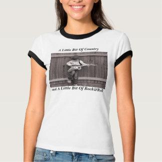Camiseta Um pouco de Countryand A L…