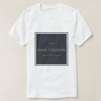 Camiseta Um projeto elegante do t-shirt de Paris