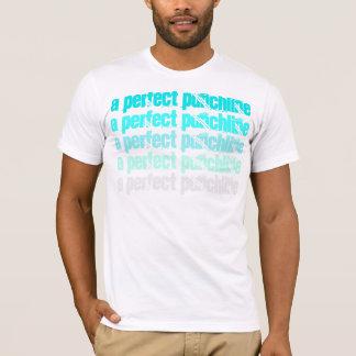 Camiseta Um Punchline perfeito desvanece-se