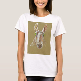 Camiseta Um retrato de um carneiro