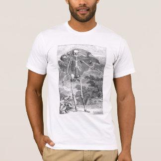 Camiseta Um Revealation esqueletal