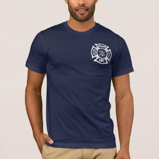 Camiseta Um sapador-bombeiro EMT