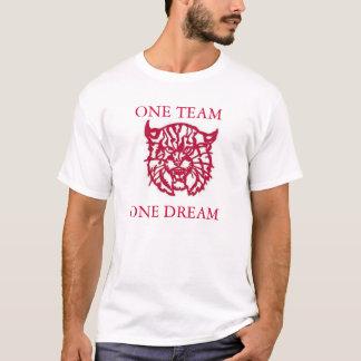 Camiseta Um sonho da equipe uma
