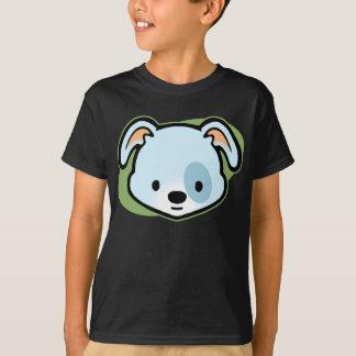 Camiseta Um t-shirt amigável do traço