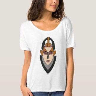 Camiseta Um t-shirt branco simples