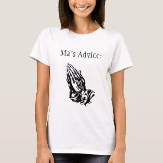 Camiseta Um t-shirt com SAGACIDADE (sábio, inspirado,