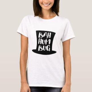 Camiseta Um t-shirt do feriado da farsa de Bah da canção de