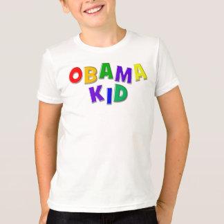 Camiseta Um t-shirt do miúdo de Obama
