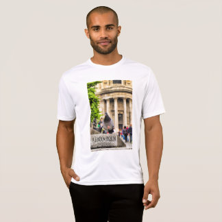 Camiseta Um t-shirt do pombo de Londres
