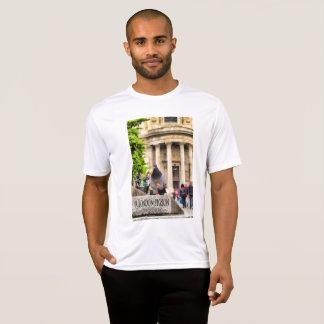 Camiseta Um t-shirt do pombo de Londres