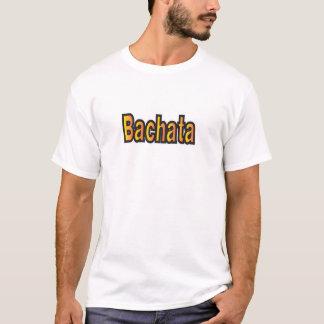 Camiseta Um t-shirt simples de Bachata