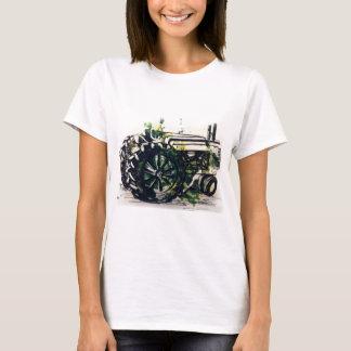 Camiseta Um trator!