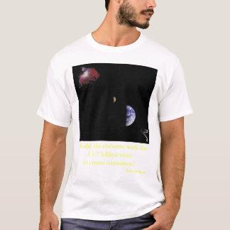 Camiseta Um universo dos consumidores?