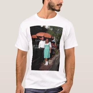 Camiseta Um verão em Vail.