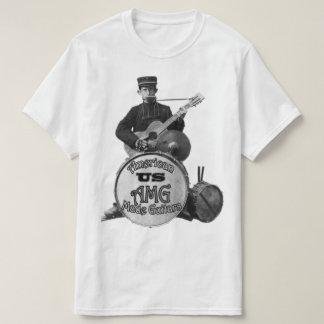 Camiseta Uma banda do homem por USAMG