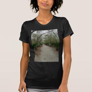 Camiseta Uma caminhada na natureza