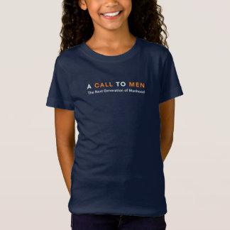 """Camiseta """"Uma chamada aos homens"""" T"""