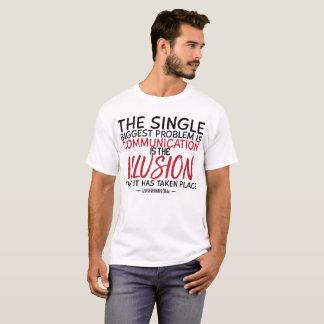 Camiseta Uma comunicação
