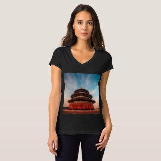 Camiseta Uma construção histórica surpreendente para todos