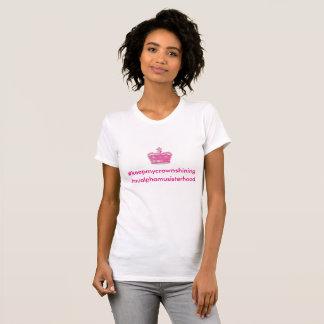Camiseta Uma coroa de Soror