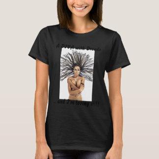 Camiseta UMA DIVA com teme o t-shirt