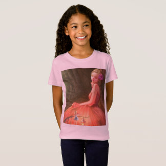 Camiseta Uma fada inspirou o T Hued macio