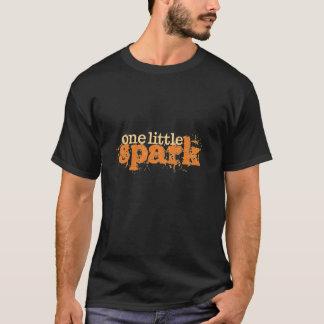Camiseta Uma faísca pequena